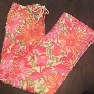 Women's Pants Lilly Pulitzer Palm Beach Fit Size 8